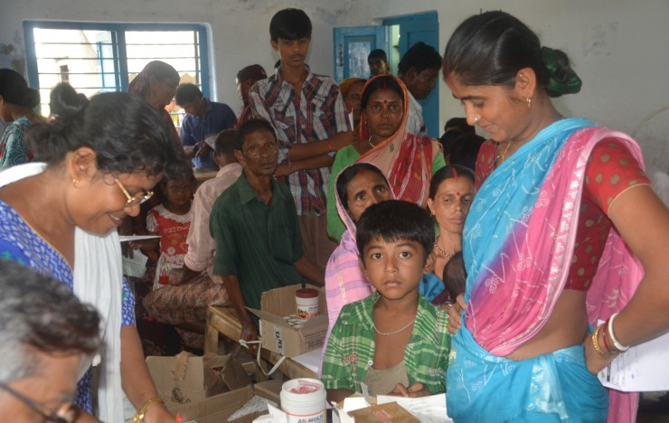 Medical Clinics: Sunderbans