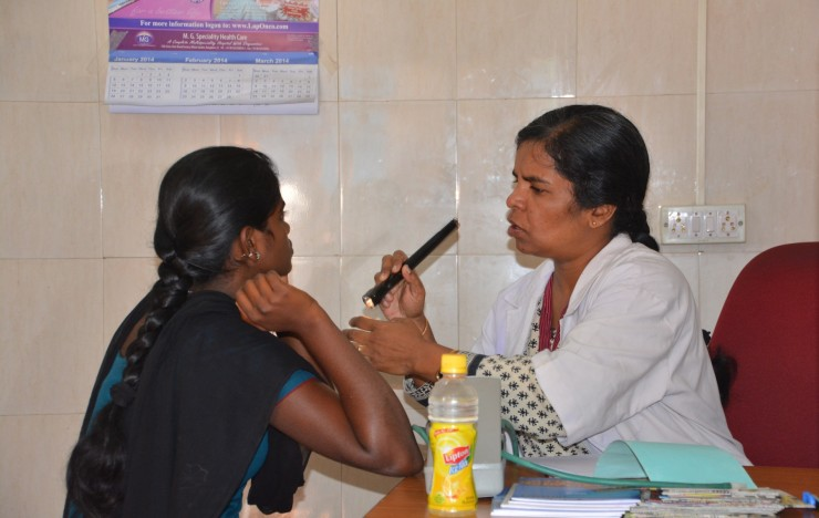 Medical Clinic: Pulakeshinagar