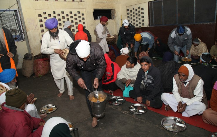Community Kitchen: PGI Gurudwara