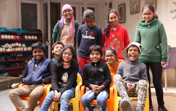 Children's Homes: Maharani Bagh and New Friends Colony