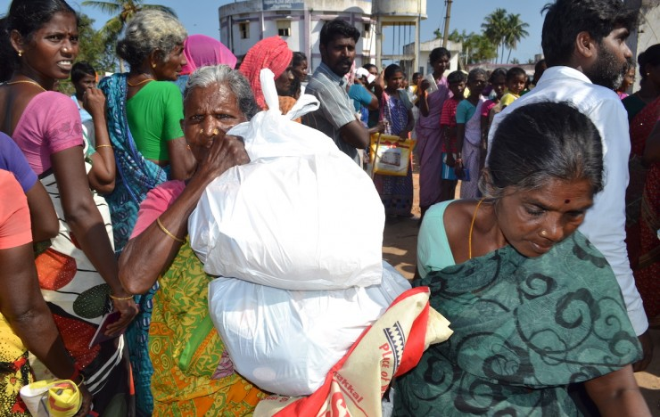Tamil Nadu Floods Aftermath
